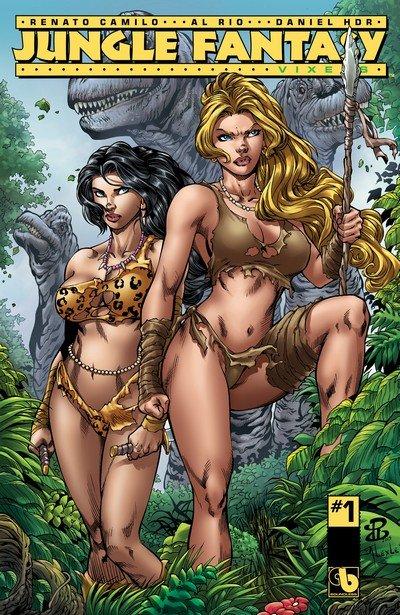 Jungle Fantasy – Vixens #1 – 2 (2016)
