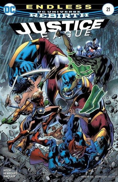 Justice League #21 (2017)