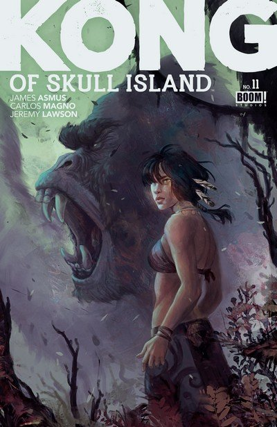 Kong Of Skull Island #11 (2017)