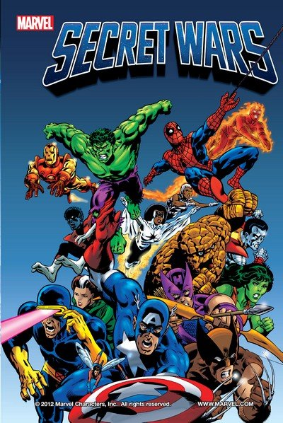 Marvel Super Heroes Secret Wars (TPB) (2011)
