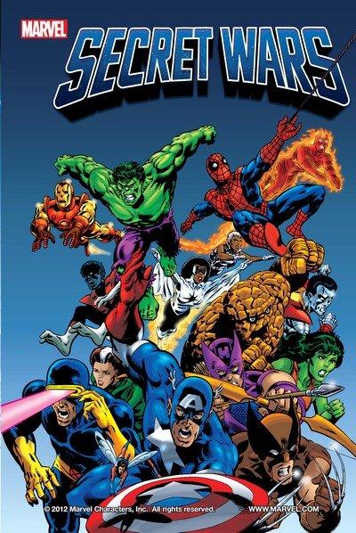 Marvel Super Heroes Secret Wars (2011)
