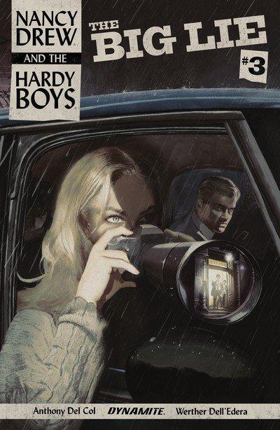Nancy Drew and the Hardy Boys – The Big Lie #3 (2017)