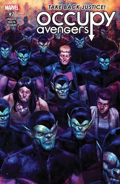Occupy Avengers #7 (2017)