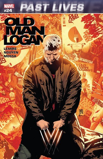 Old Man Logan #24 (2017)