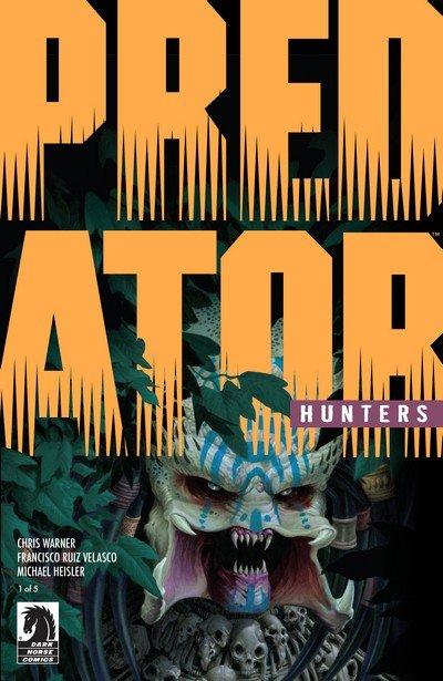 Predator – Hunters #1 (2017)