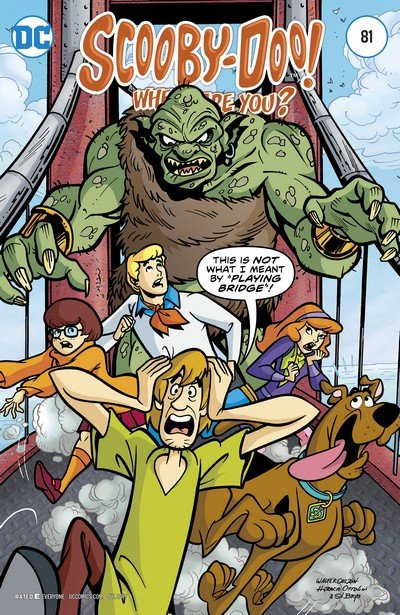 Scooby-Doo – Where Are You #81 (2017)