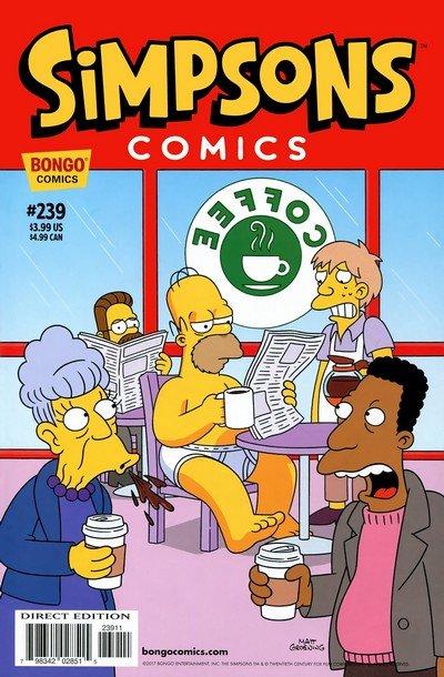 Simpsons Comics #239 (2017)