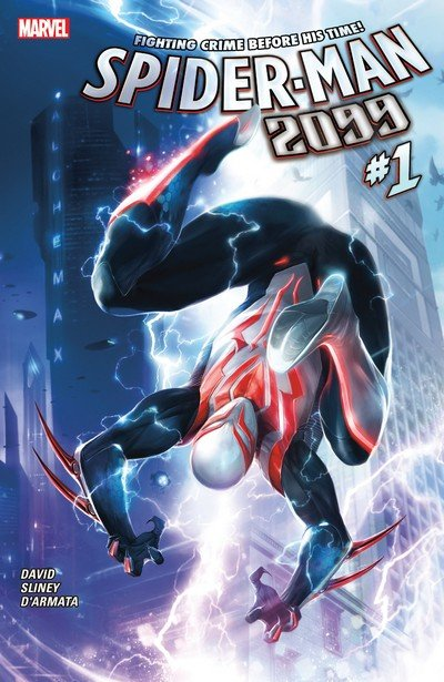 Spider-Man 2099 Vol. 3 #1 – 25 (2015-2017)