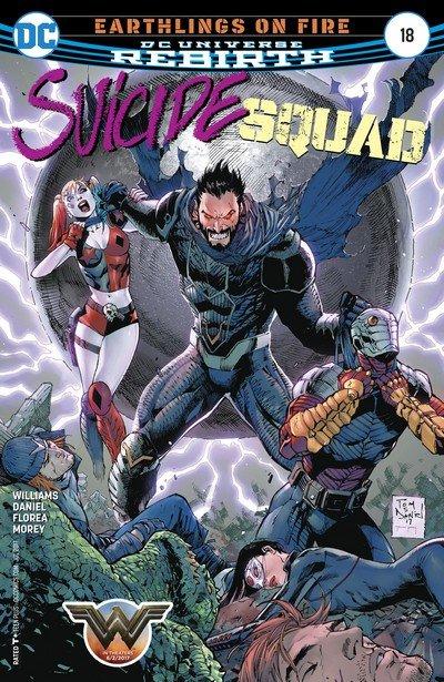 Suicide Squad #18 (2017)