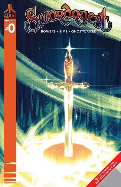 Swordquest #0 (2017)