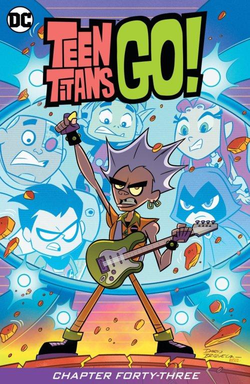 Teen Titans Go! #43 (2017)