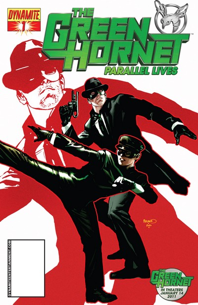 The Green Hornet – Parallel Lives #1 – 5 + TPB (2010)