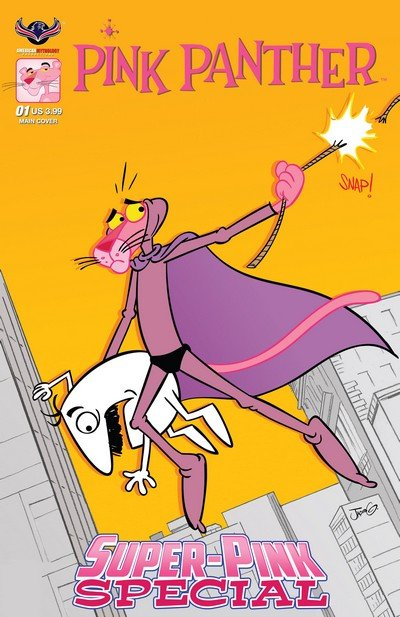 The Pink Panther Super-Pink Special #1 (2017)