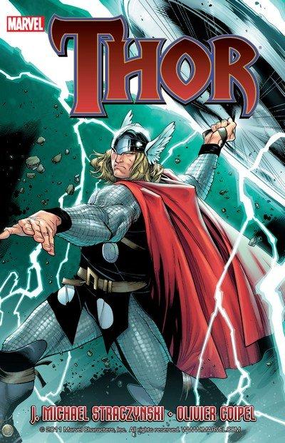 Thor By J. Michael Straczynski Vol. 1 – 3 (2008-2010)