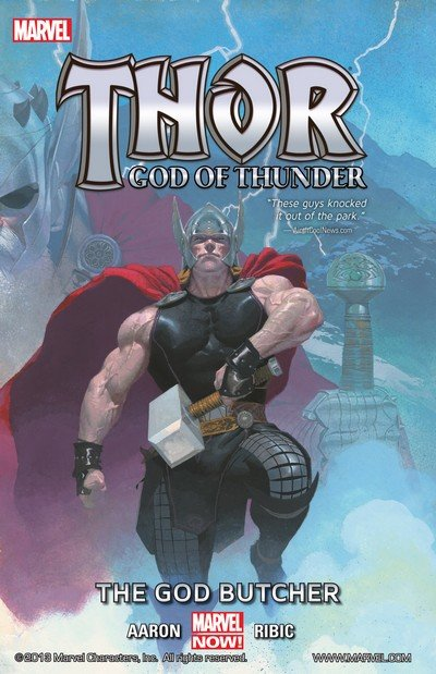 Thor – God of Thunder Vol. 1 – 4 (TPB) (2013-2014)