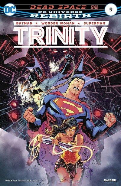 Trinity #9 (2017)
