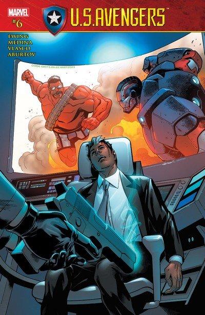 U.S.Avengers #6 (2017)