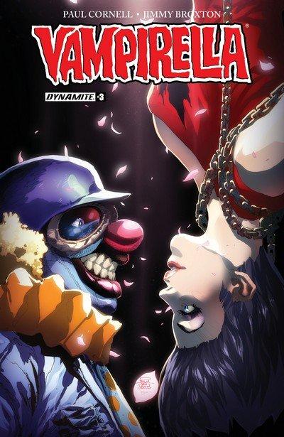 Vampirella Vol. 4 #3 (2017)