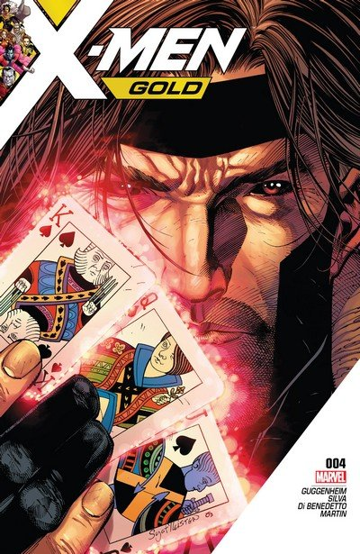 X-Men Gold #4 (2017)