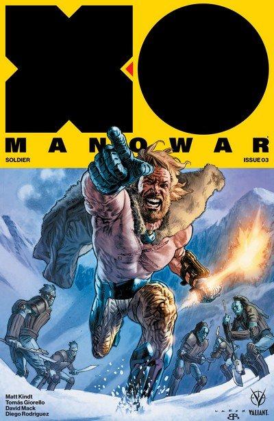 X-O Manowar #3 (2017)