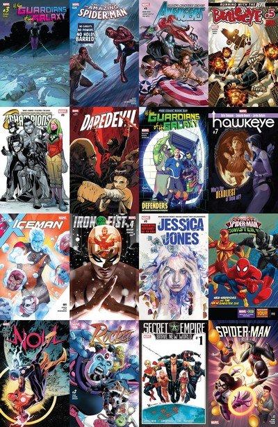 2017.06.07 Marvel Week+