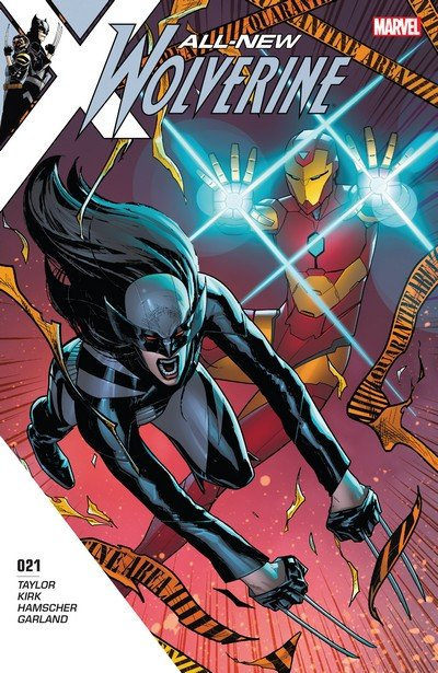 All-New Wolverine #21 (2017)