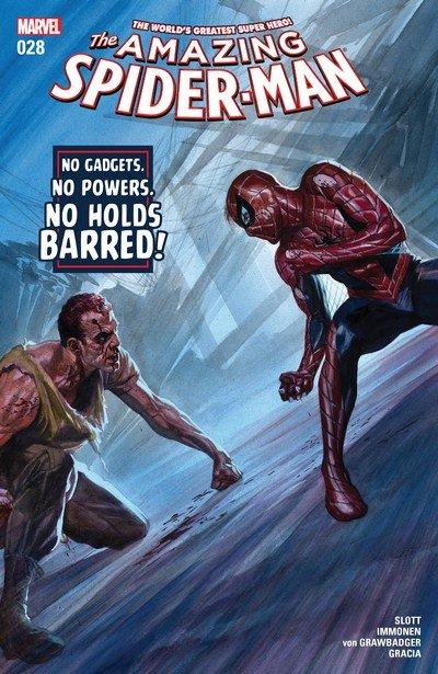 Amazing Spider-Man #28 (2017)