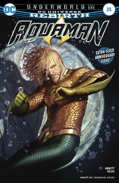 Aquaman #25 (2017)