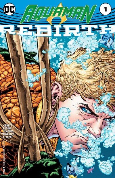 Aquaman – Rebirth #1 + #1 – 48 (2016-2019)