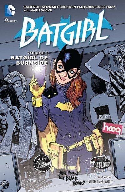 Batgirl Vol. 4 (New 52) (TPB Collection) (2011-2016)