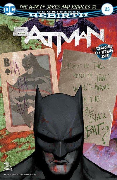 Batman #25 (2017)