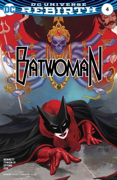 Batwoman #4 (2017)
