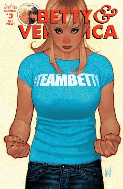 Betty and Veronica #3 (2017)