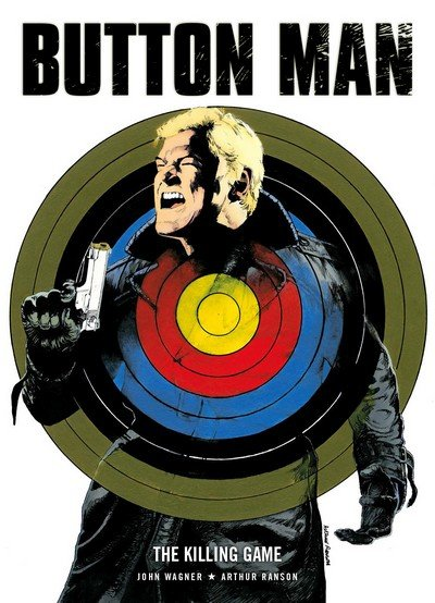 Button Man Vol. 1 – 4 (2006-2010)