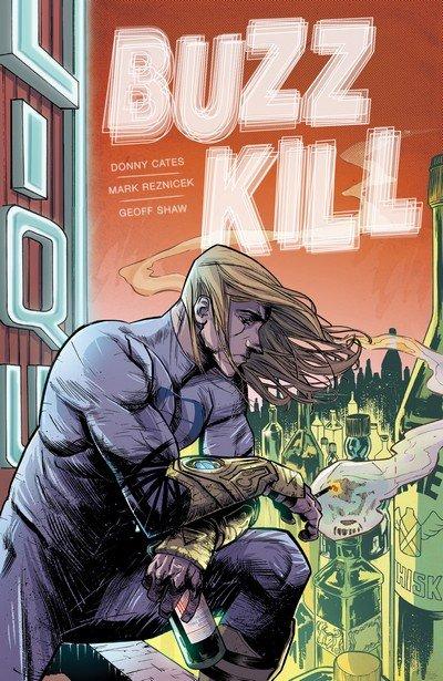 Buzzkill (TPB) (2014)
