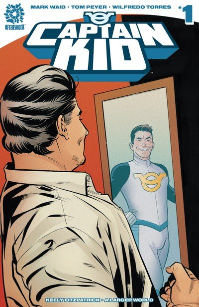 Captain Kid #1 – 5 (2016-2017)