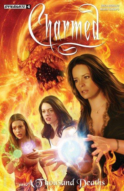 Charmed #4 (2017)