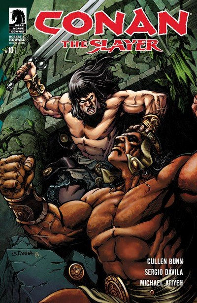 Conan the Slayer #10 (2017)