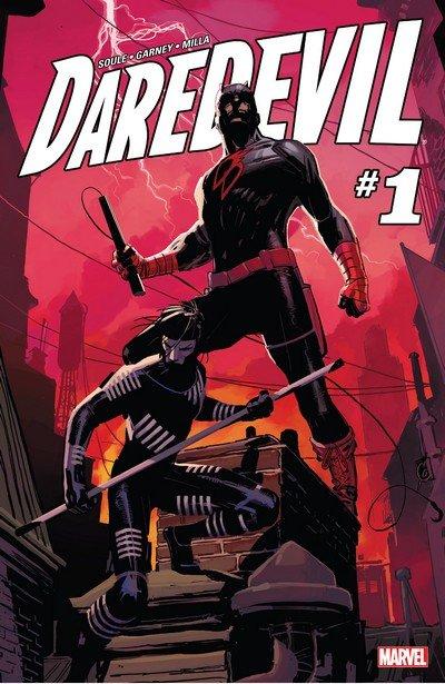 Daredevil Vol. 5 #1 – 21 + Annual #1 (2016-2017)
