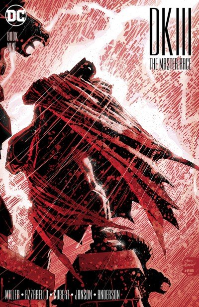 Dark Knight III – The Master Race #9 (2017)