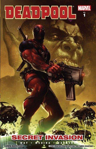Deadpool Vol. 2 TPB (Vol. 1 – 11) (2009-2012)