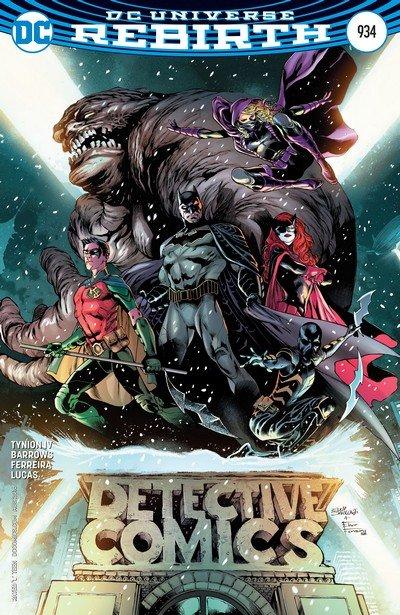 Detective Comics Vol. 3 #934 – 958 (2016-2017)