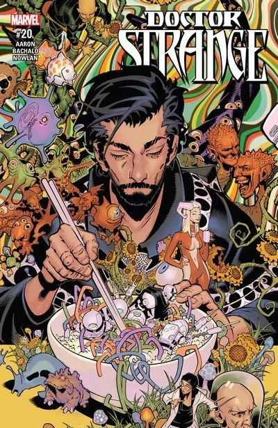 Doctor Strange #20 (2017)