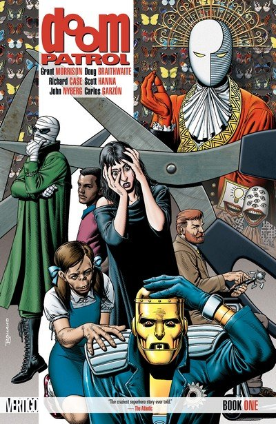 Doom Patrol Book 1 – 3 (1987-1995 Collection) (2016-2017)