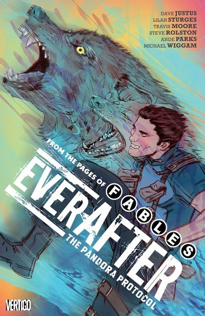 Everafter Vol. 1 – The Pandora Protocol (TPB) (2017)