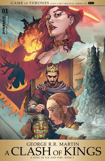 George R.R. Martin's A Clash of Kings #1 (2017)