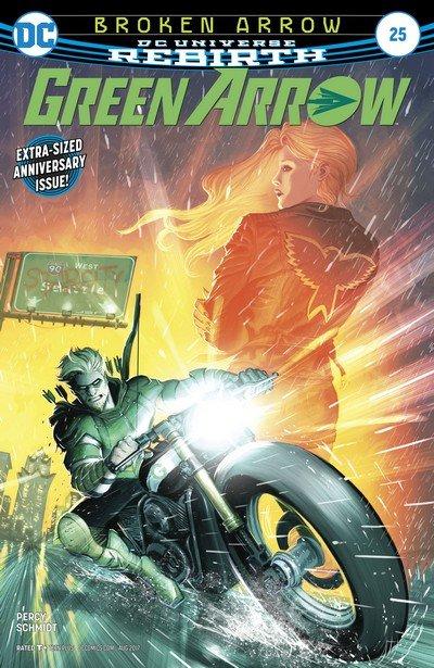 Green Arrow #25 (2017)