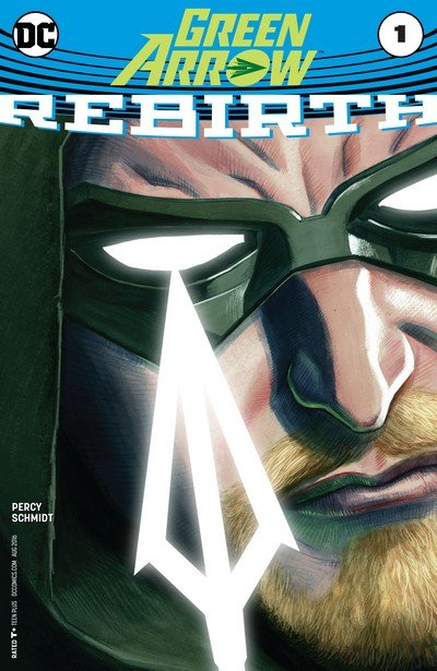 Green Arrow Vol. 6 – Rebirth #1 + 1 – 49 + Annuals (2016-2019)