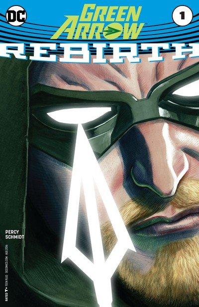 Green Arrow Vol. 6 – Rebirth #1 + 1 – 50 + Annuals (2016-2019)