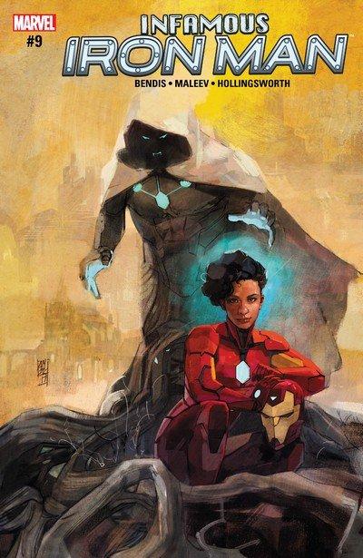 Infamous Iron Man #9 (2017)